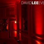 Midland Hotel Trafford Suite Uplighting