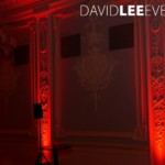 Red Mood Lighting Manchester