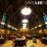 Manchester Town Hall Great Hall without uplighting