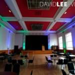 Dukinfield Uplighting
