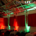 Festive Lighting for christmas Parties