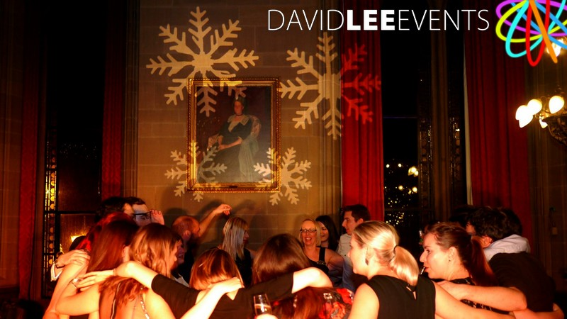 Manchester Christmas Parties - DJ & Lighting