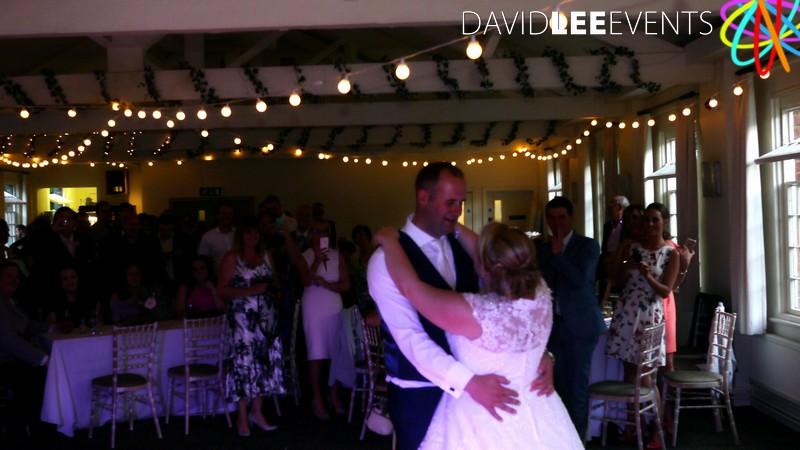 Festoon Wedding Lighting