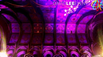 Manchester Town Hall Ceiling