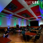 Wedding Lighting for Dukinfield Town Hall